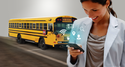 GPS School Bus Tracking Software Type