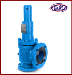 Flange End Pressure Relief Valves