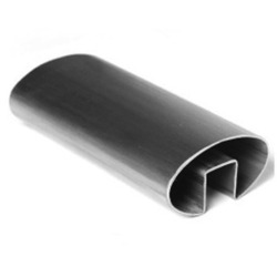 Oval Slot Tube