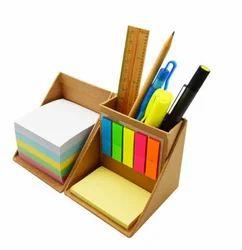 Cube Stationery Set