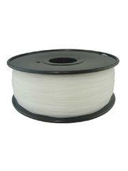 Natural Flexible 1.75mm 3D Printer Filament 1KG