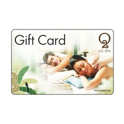 O2 Spa Gift Voucher / Gift Cards