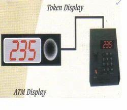 3 Digit Token Display With Voice