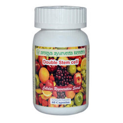 Double Stem Cell Herbal Capsule