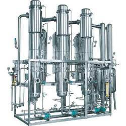 Industrial Film Evaporators