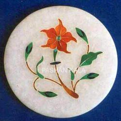 White Stone Coaster