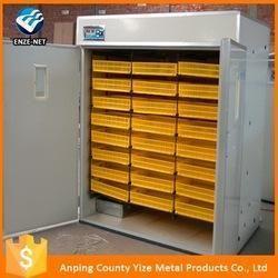 TM&W - Industrial Incubator Or Hatcher of 4848 Eggs capacity