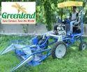 Four Wheel Reaper Binder Machine