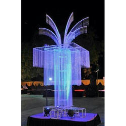 Wedding Decorative Crystal Tree