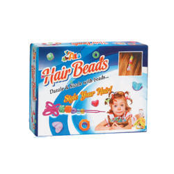 Hair Beads Board Game