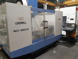 VMC Leadwell MCV-1000CR