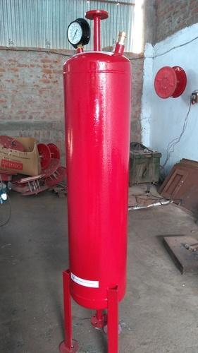 Fire Safety Equipment Air Pressure Vessel Manufacturer