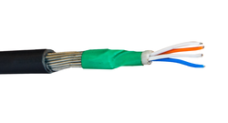 2 Pair Telephone Armoured Cable