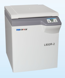 High Capacity Refrigerated Centrifuge- L800R-2