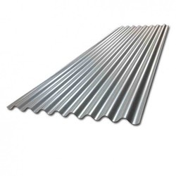 Aluminium Troughed Sheet