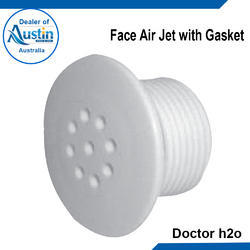 Face Radial Air Jet With Gasket