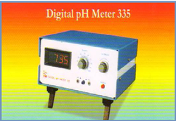 Digital PH Meter With Electrode 335