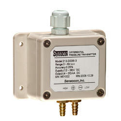 Weather Proof Differential Pressure Transmitter-212
