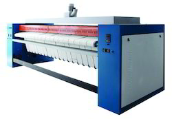 Industrial LPG & Gas Heated Flatwork Ironer