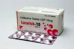 Lorarick 10 Antihistamines