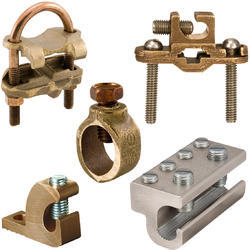 Brass Wire Ground Clamp