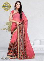Chiffon Printed Saree