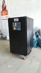Servo Controlled Voltage Stabilizer 50kva Three Phase