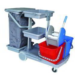 Janitor Housekeeping Trolley