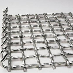 SS Crimped Wire Mesh