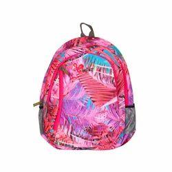 Spring Backpack Pink Color