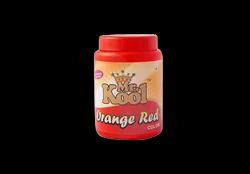 Natural Food Color - Orange Red Food Color Powder Manufacturer from ...
