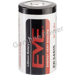 Eve ER34615 Batteries