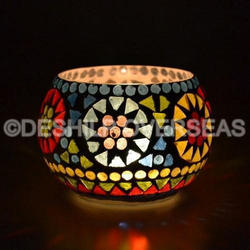 Round Candle Votive Holder