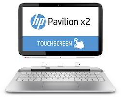 HP 2 IN 1 Notebook HPX2 10-P035TU ATOM-Z8350 Laptop