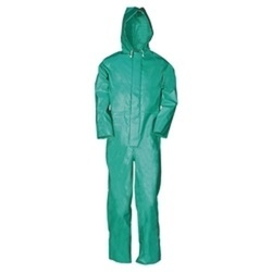 Chemical Repellent Coveralls