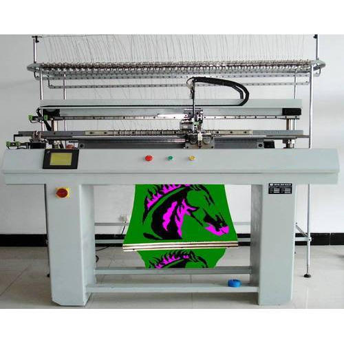 Flat Knitting Machine Power Flat Knitting Machine Manufacturer