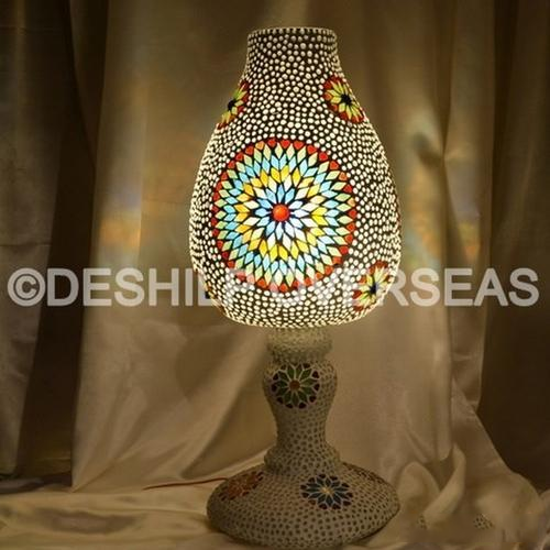Glass table lamps vintage table lamp manufacturer from firozabad