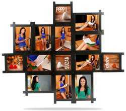 HBWF-1 - Hard Board Wall Frame