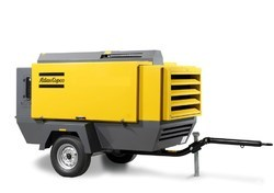 Diesel Driven Air Compressor