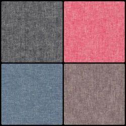 Woven Chambray Weave Yarn Dyed Shirting Fabrics