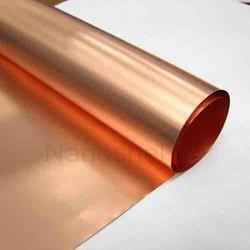 Copper Foil 10um (Both Side Coarse)