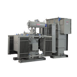 Distribution Transformer with Built In HT AVR (Two In One)
