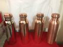 Hammered Copper Bottle