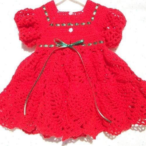 5c97fa792b31 Crochet Frock - Crochet Baby Frock Latest Price