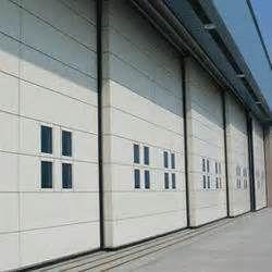 Amazing Sliding Aircraft Hangar Door. Ask For Price
