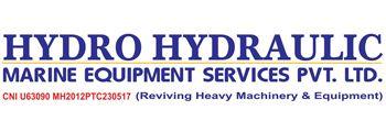 Hydro Hydraulic Marine Equipment Services Pvt. Ltd.