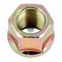 Wheel Nut With Flat Collar