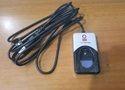 U.are.U.4500 Digital Persona Crossmatch UID Edition USB Fingerprint Scanner