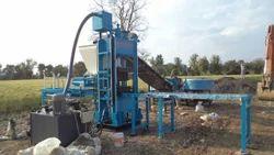 Fly Ash Cement Bricks Making Machine