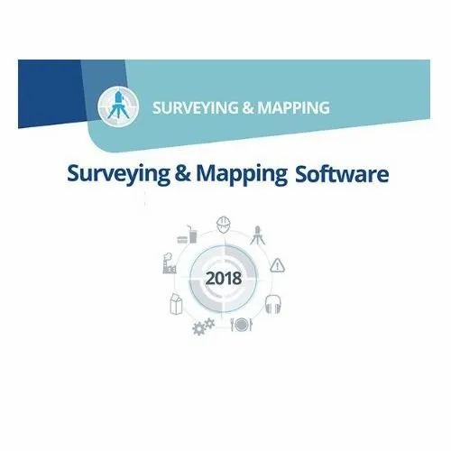 Surveying & Mapping Software at Best Price in India